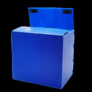 Corrugated Plastic Boxes Cover