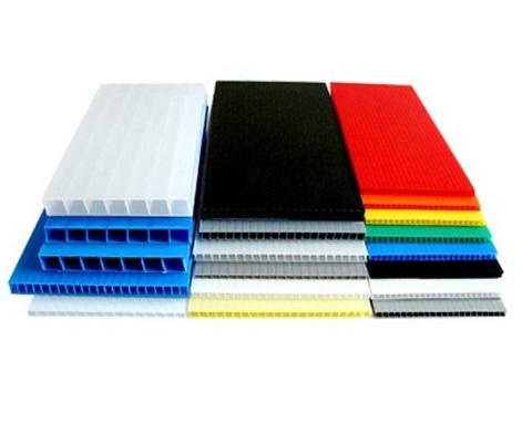 Corrugated Plastic Sheets Cover
